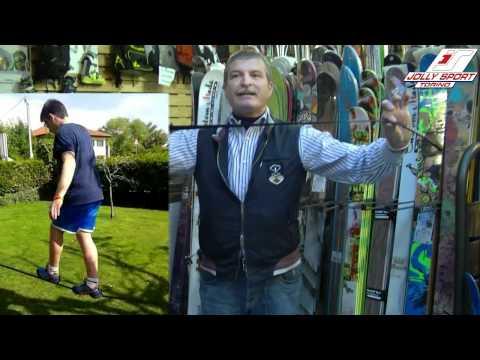 Jolly Sport Torino – Corda per migliorare l'equilibrio – Recensione Mammut Park Line