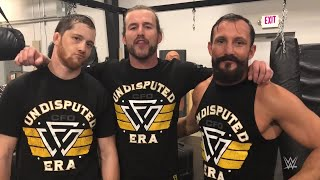 The Undisputed ERA issue a warning to Aleister Black and The Authors of Pain