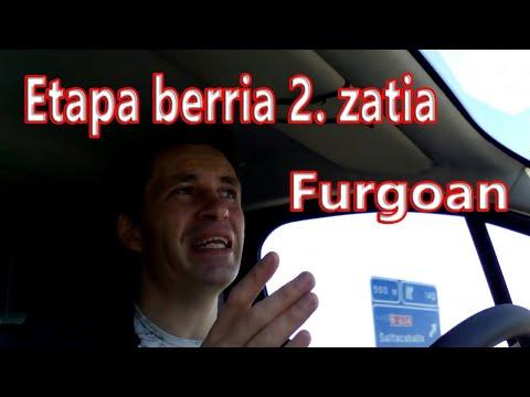 Etapa berria, 2. zatia: FURGOAN - Fernando Morillo Grande (Sorginetxe istorioak)