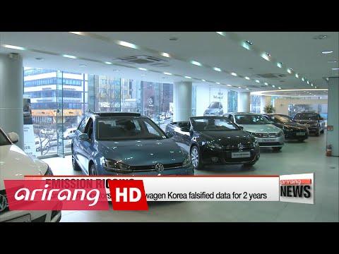 Prosecution finds more evidence of Volkswagen Korea falsifying data