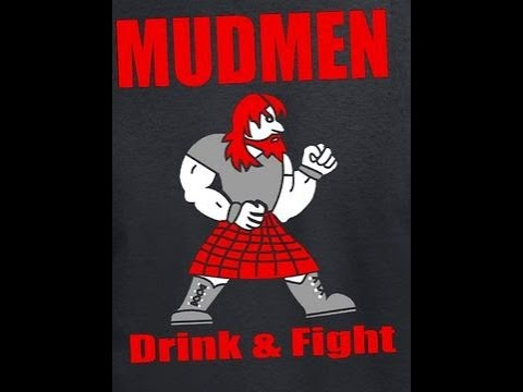 Mudmen - Drink & Fight (live)
