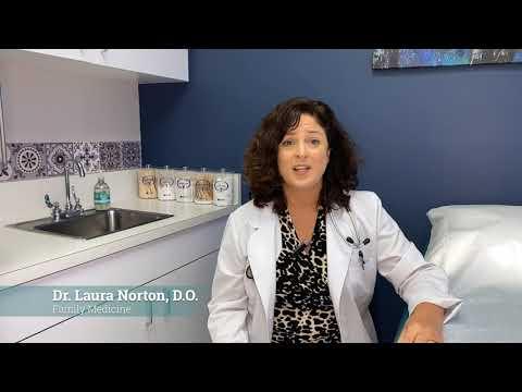 Testimonial from Dr. Laura Norton