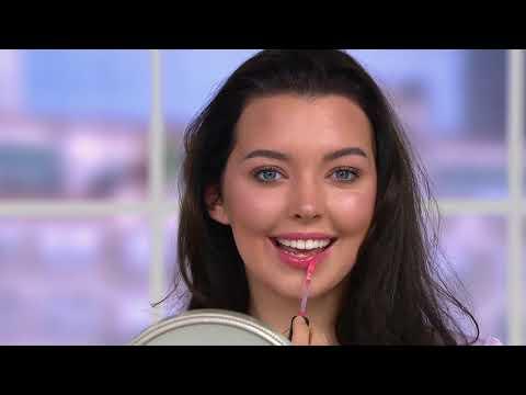 BareMinerals Moxie Plumping Lipgloss 4-Piece Kit On QVC