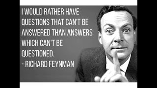 Richard  Feynman: Fun to imagine bbc