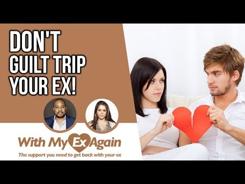 Top 5 Signs Your Ex Feels Guilty !