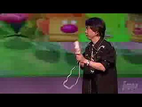 Wii Music E3 2008 Gameplay Part 3 (Ravi) (HD)
