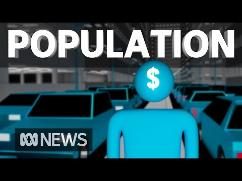 Why population growth is good for government and business but doesn't benefit everyone  ABC News