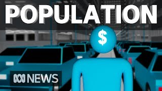 Baixar Why population growth is good for government and business but doesn't benefit everyone | ABC News