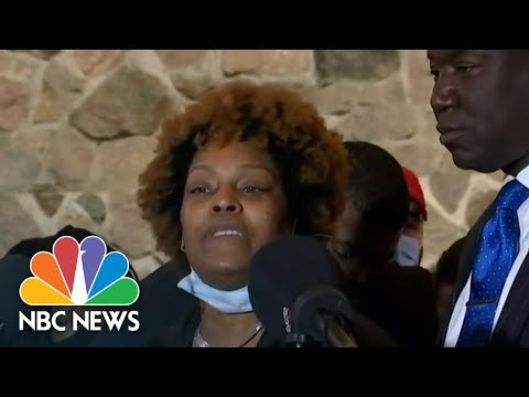 Daunte Wright's Family Speaks Out After Ex-Police Officer Appears In Court   NBC Nightly News