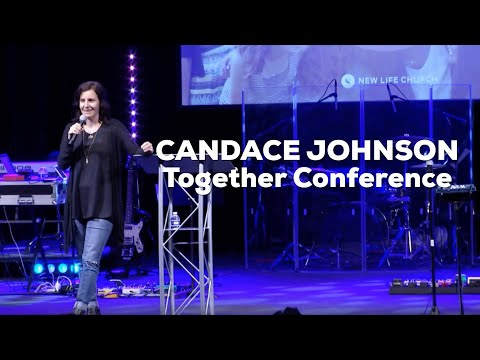 Together Women's Conference - Candace Johnson