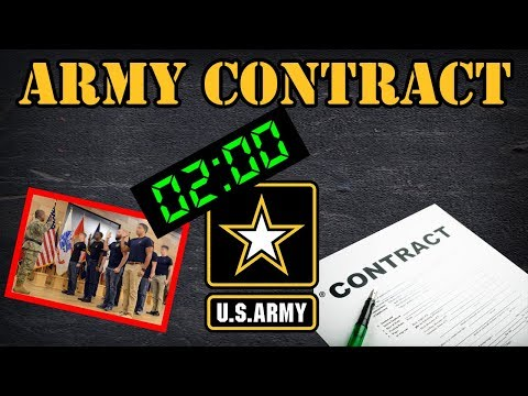 How Long Can I Be In The Army?