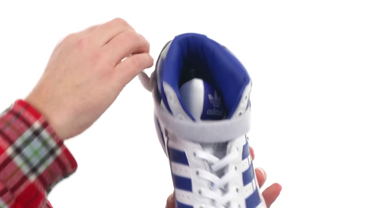 adidas originali forum metà raffinato sku: 8809858 su youtube