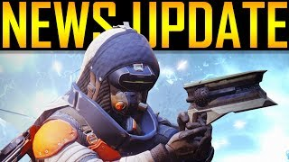 Destiny 2 - NEW SLOT! GUN MODS! NEW SWORDS!