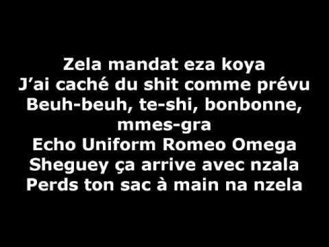 Gradur - #Sheguey11    #TuCroisQueJeMens [Paroles/Lyrics]