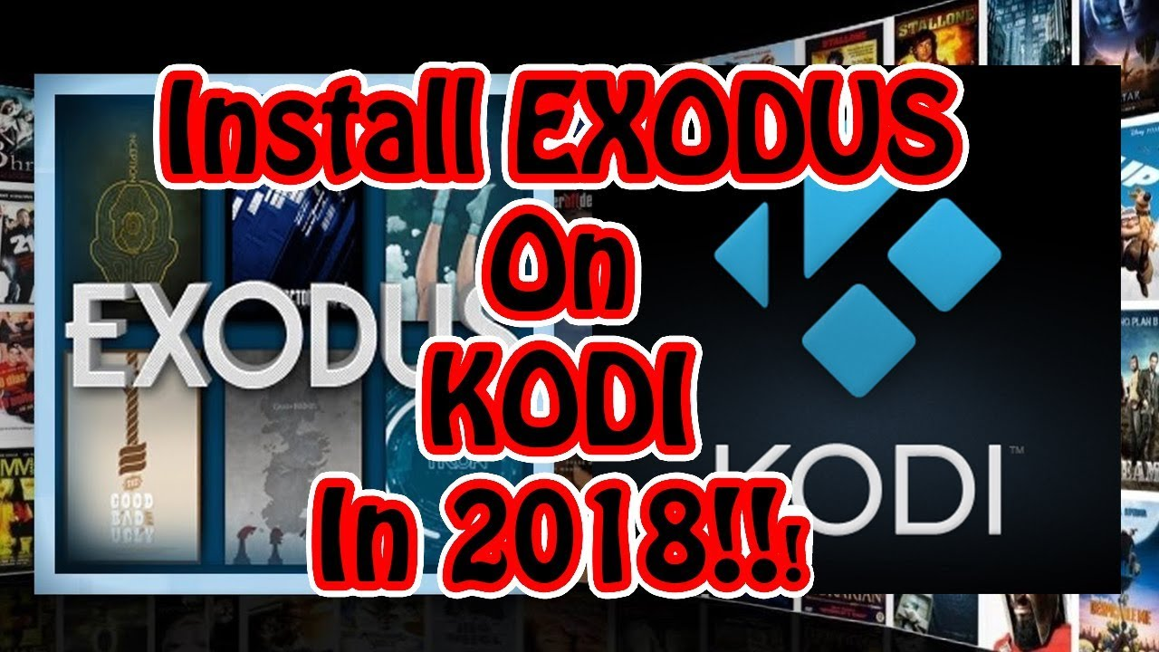Install Exodus on Kodi in 2018! (As of Jan) Amazon Fire TV or TV Stick,  Laptop & MORE! by Adrian Feliciano