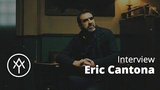 """Éric Cantona """"Aujourd"""