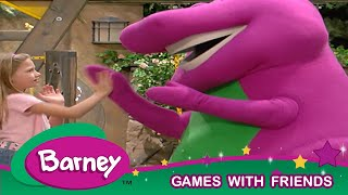 Barney|Games With A Friend|Social Skills