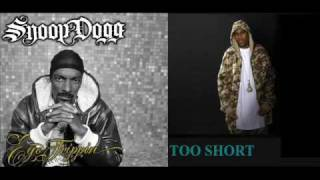 Snoop Dogg Feat. Too Short & Mistah F.A.B. - Life Of Da Party