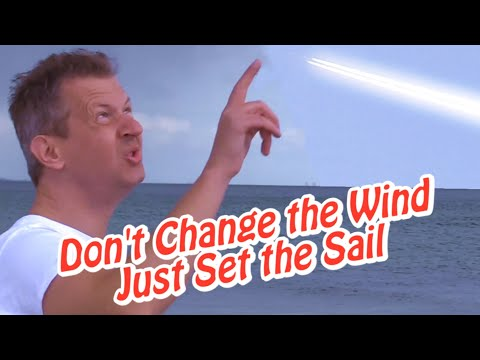 Don't Change the Wind, Just Set the Sail