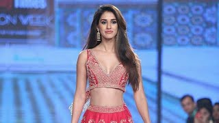 Dishapatani while in an interview during Bombay times fashion week 2018 !!