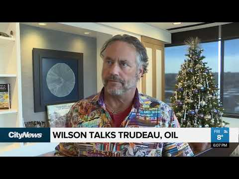 Outspoken AB entrepreneur Brett Wilson talks Trudeau, oil