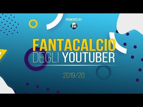 ASTA IN LIVE: FANTACALCIO DEGLI YOUTUBERS 2019/20