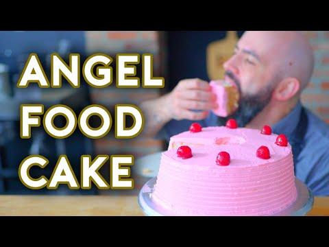 Binging with Babish: Angel Food Cake from Groundhog Day