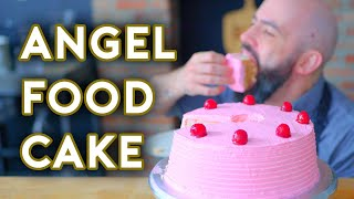 Binging with Babish: Angel Food Cake from Groundhog Day