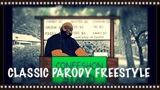 Gucci Mane, Travis Porter, Wiz Khalifa, Rick Ross & Waka Flocka Freestyle