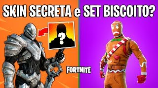 FORTNITE-SECRET SKIN THEORY and BISCUIT SET?