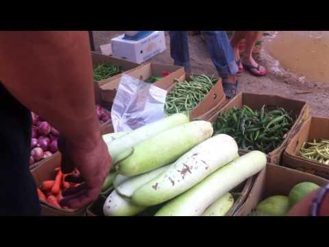 Dirty Market in Saudi Arabia Riyadh 2nd Industrial