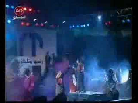 Amr Diab - Nour El Ain (ART Concert in Cairo)