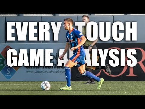My Every Touch Game Analysis   Tulsa Roughnecks vs Real Monarchs