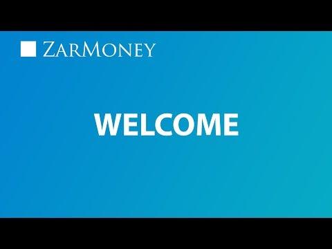 Welcome to ZarMoney