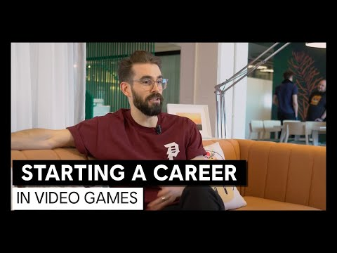 HOW TO START A CAREER IN VIDEO GAMES