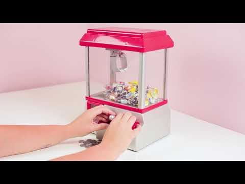 Candy Grabber Snoepmachine - Haal de kermis in huis!