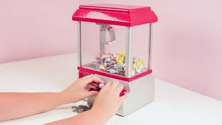Candy Grabber Snoepmachine - Haal de kermis in huis!
