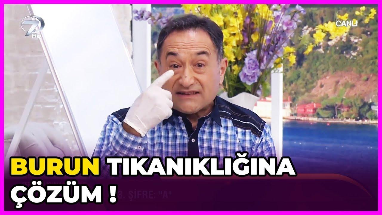 Burun Tıkanıklığına Ne İyi Gelir? | Dr. Feridun Kunak Show | 19 Mart 2019 -  YouTube