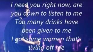 Drake - Marvins Room (Lyrics)