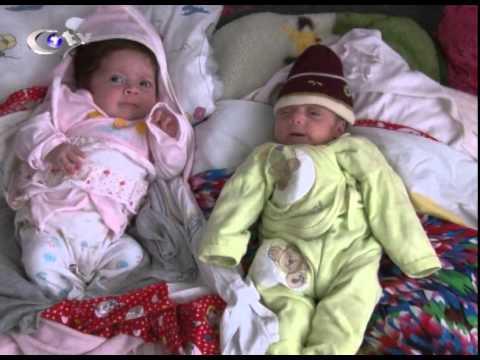 AFAD'ın Irak'ta Türkmenler İçin Kurduğu Kampta Doğan Bebeğe  AFAD  İsmi Verildi
