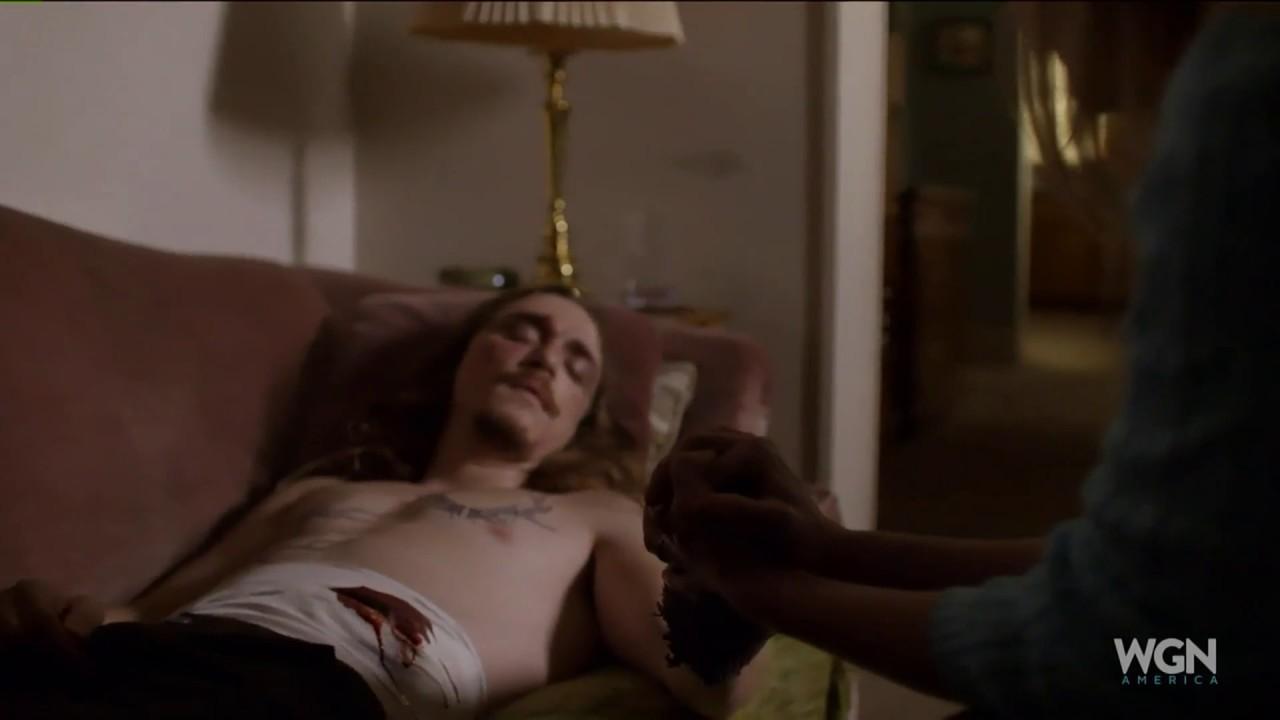 Ledda looks after Hasil -- 2x13
