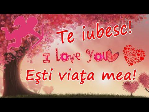 ❤ Te Iubesc - Mesaj De Dragoste Pentru Persoana Iubita ❤