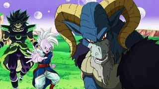 Moro Wins! Broly Defeated! Everyone Absorbed, Dragon Ball Super Story