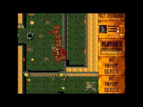 Get Medieval - Gameplay video