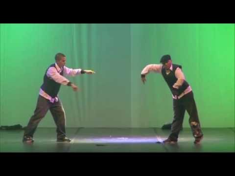 Salsorro 2009 - Sabado - DanceFloor - Korea y Francia