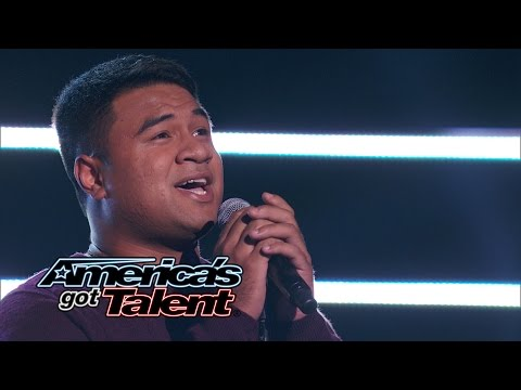 "Paul leti: Soldier Sings ""I Want It That Way"" Backstreet Boys Cover - America's Got Talent 2014"