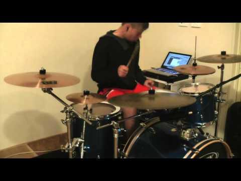 Drum Cover - Bom Bom - Sam and The Womp
