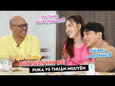 Vì sao Thuận Nguyễn ôm hết Puka qua tới Color Man trong Bữa Ngon Nhớ Đời tại Dìn Ký ???