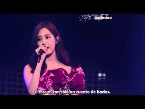 Girls Generation Not Alone 3° Tour Japan Sub Español
