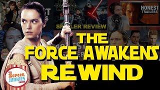 Star Wars: The Force Awakens Rewind!